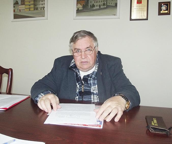 Spięcia w drużynie burmistrza Lipińskiego