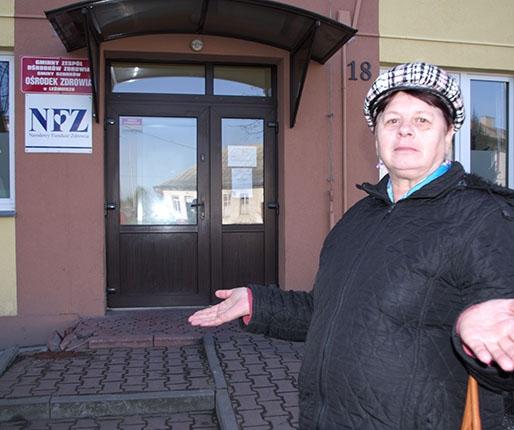 Mieszkańcy Leśmierza walczą o ośrodek zdrowia
