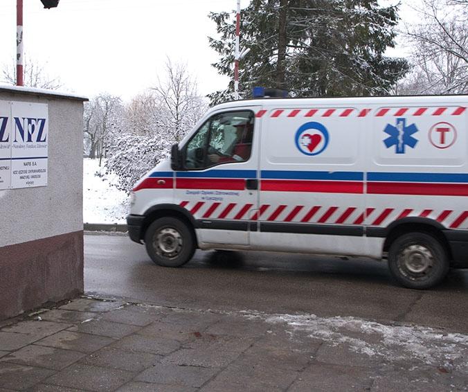 Tajemnicza śmierć  w łęczyckim szpitalu. Matka osierociła miesięczne dziecko.