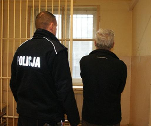 Były konkubent chciał spalić dom w Borkach