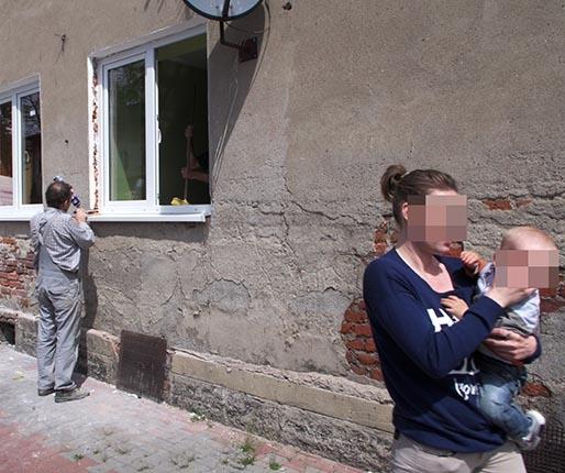 Odnowili dach, zrujnowali mieszkanie