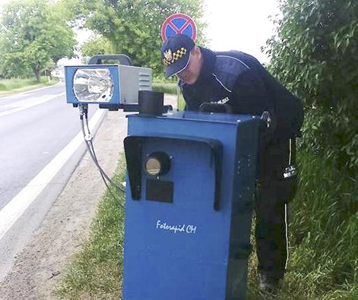 Od dziś na ulicach Łęczycy fotoradar4