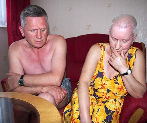 Prawdziwa sauna przy ulicy Targowej5