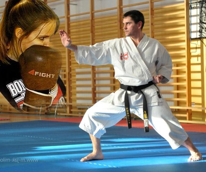 Karate combat - krok od kalectwa
