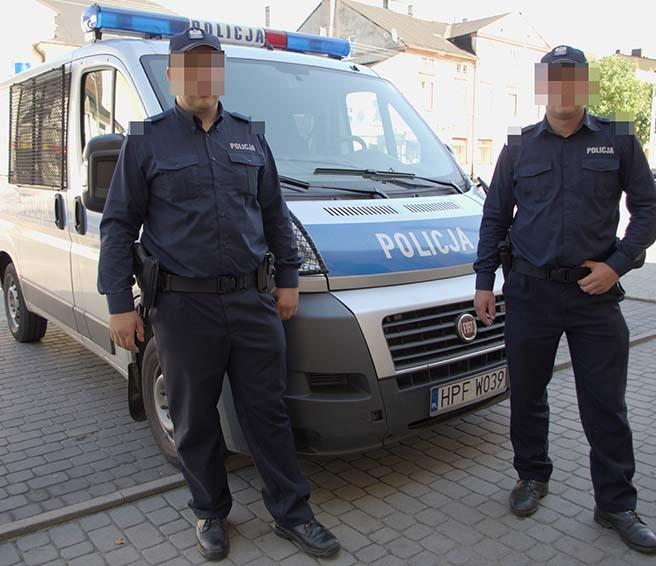 Bunt w komisariacie! Policyjny skandal w Ozorkowie