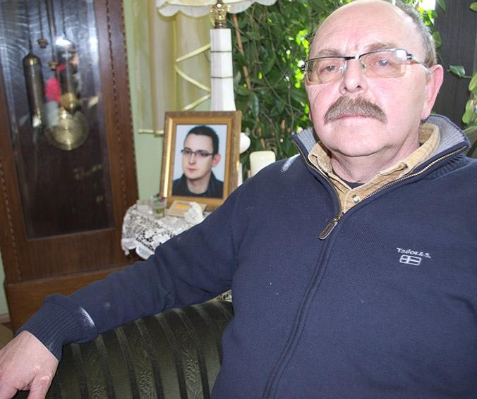 Polska usłyszała o dramacie ojca. Zabili mi syna!