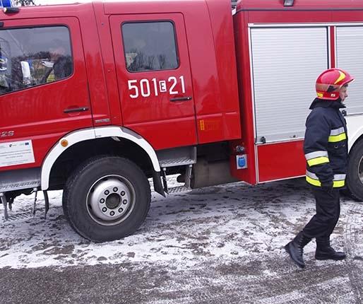 Wypadek w Kucinach. 11 osób trafiło do szpitali!