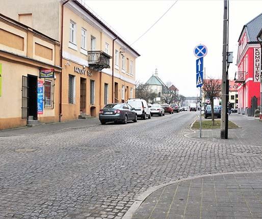 Spór wokół nazwy ulicy