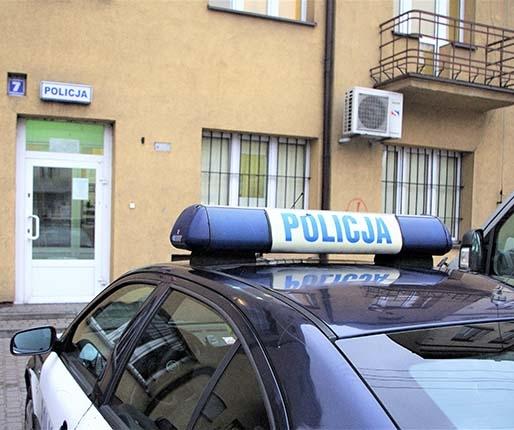 Nie garną się do policji
