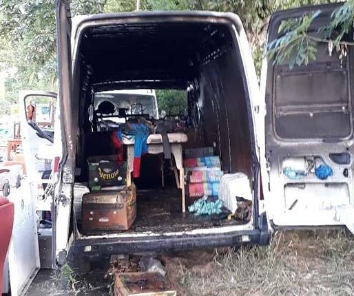 Kupcowi podpalili auto