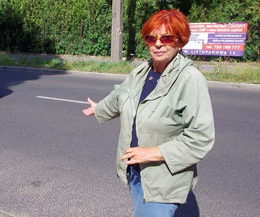 Chcą pasów i zieleni. Petycja z Maszkowskiej.