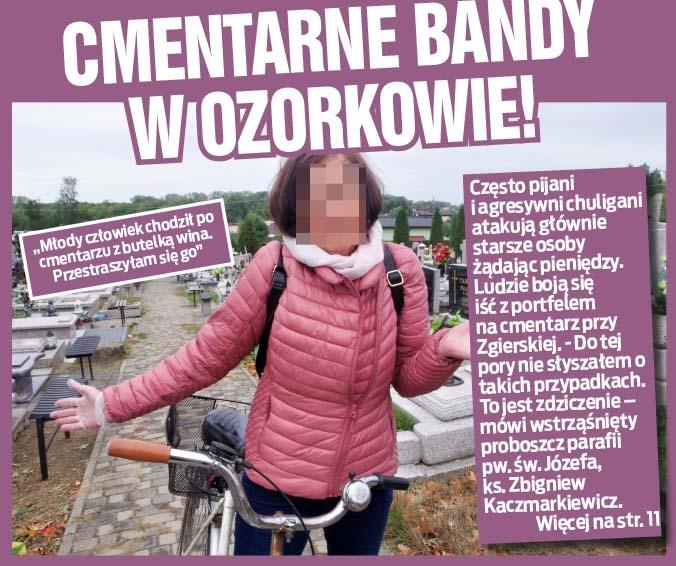 CMENTARNE BANDY W OZORKOWIE!