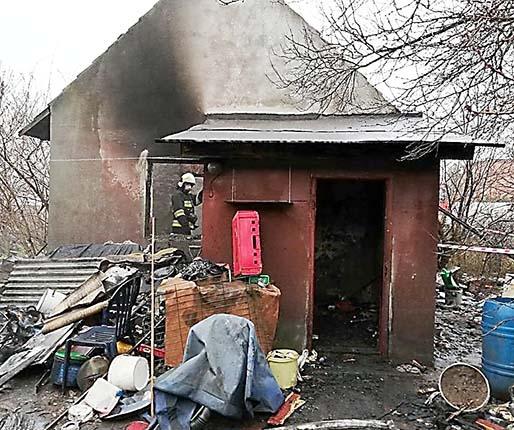 Koszmarny pożar. Spłonęli żywcem!