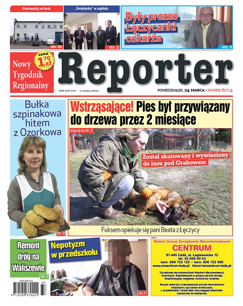 Reporter80