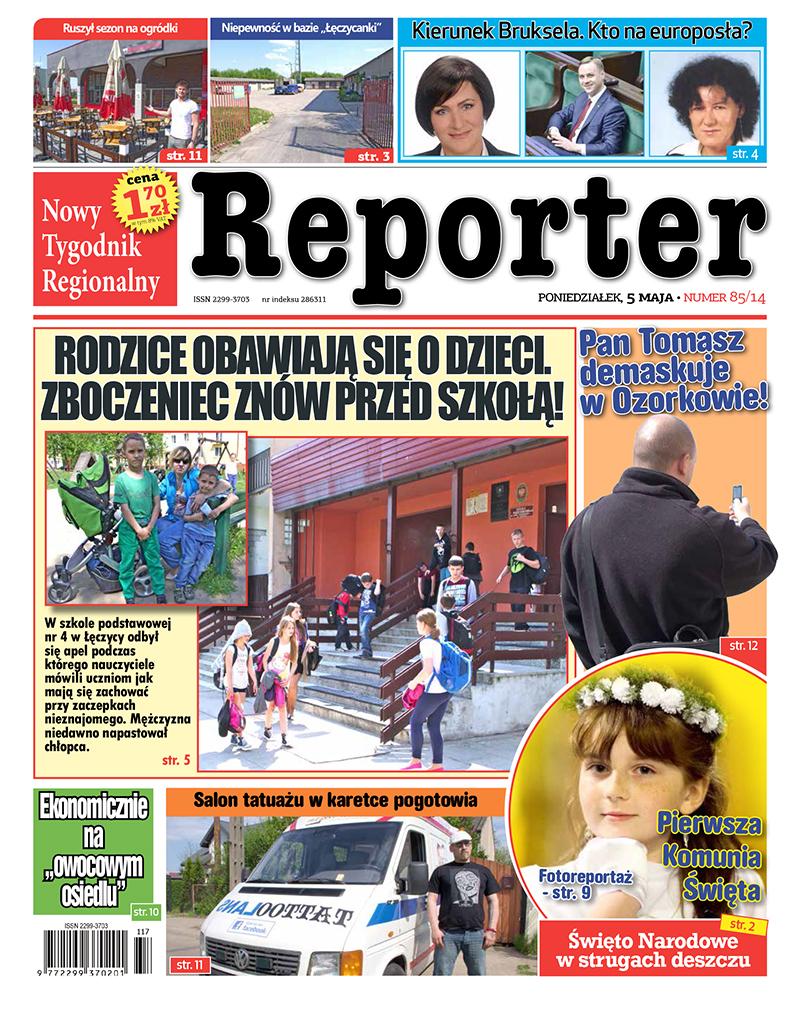 Reporter85