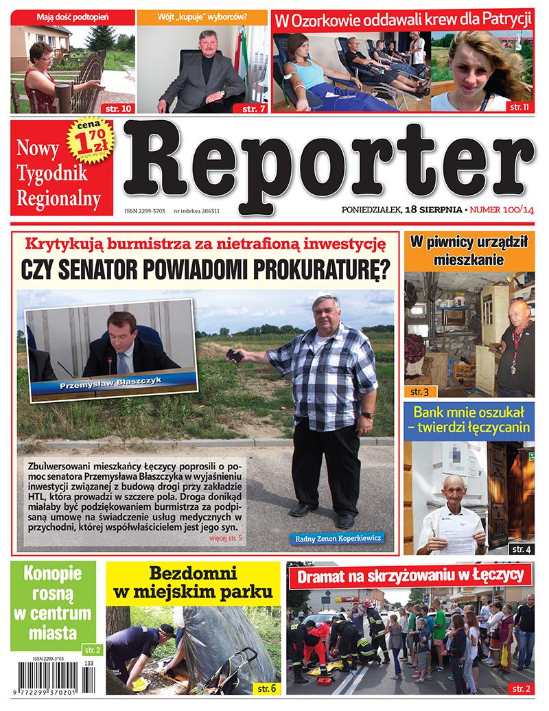 reporter100