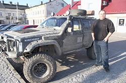mariusz jeep