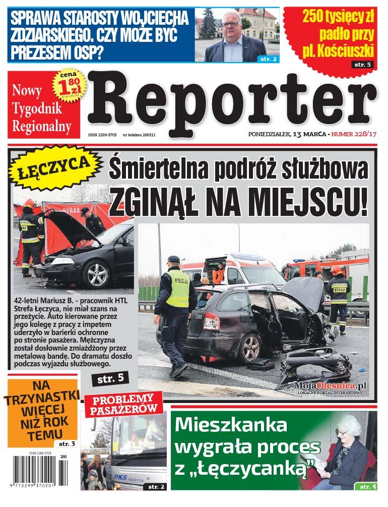 reporter228_ŁECZYCA.indd