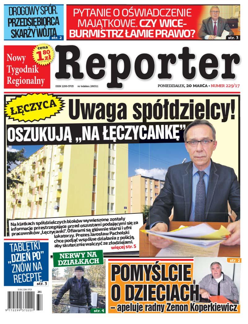 reporter229_ŁECZYCA.indd