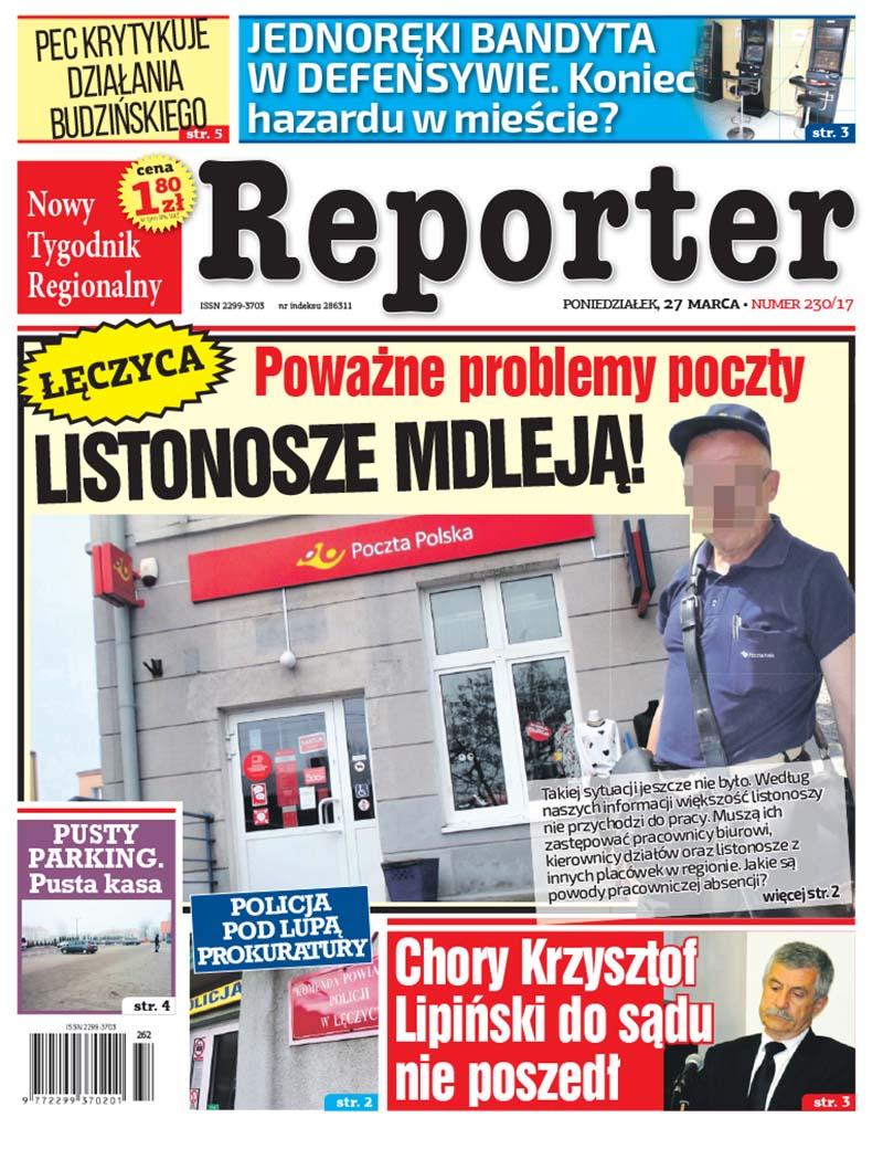 reporter230_ŁECZYCA.indd