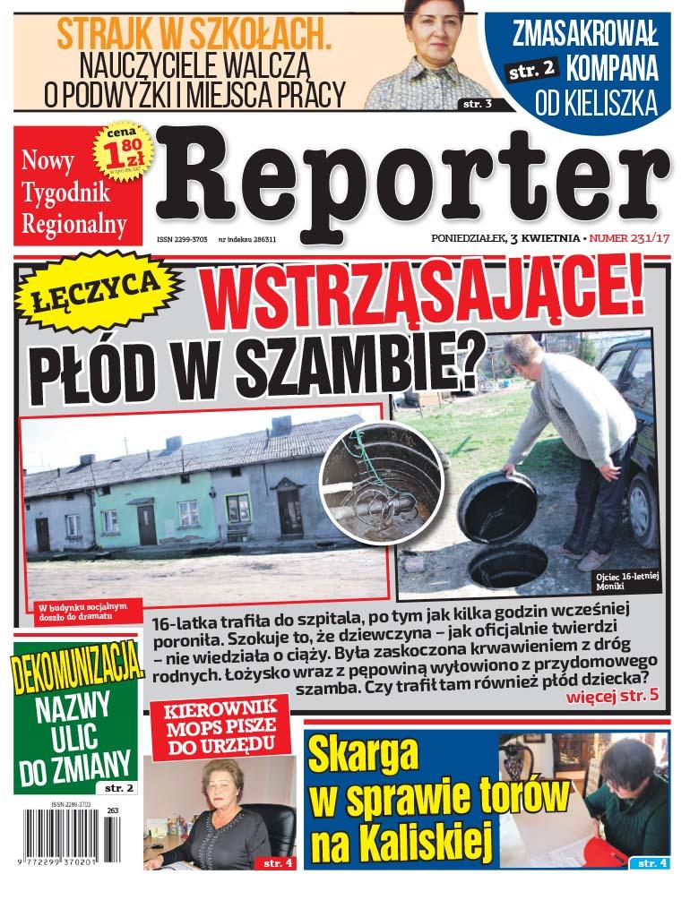 reporter231_ŁECZYCA.indd