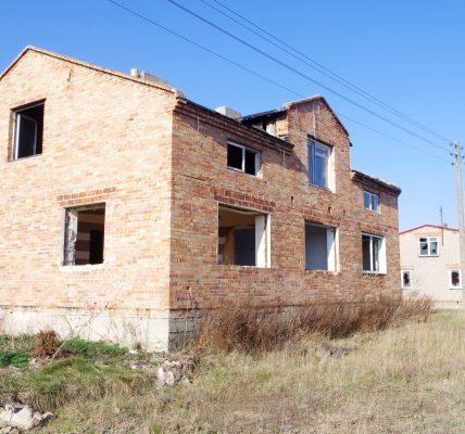domy ozorków