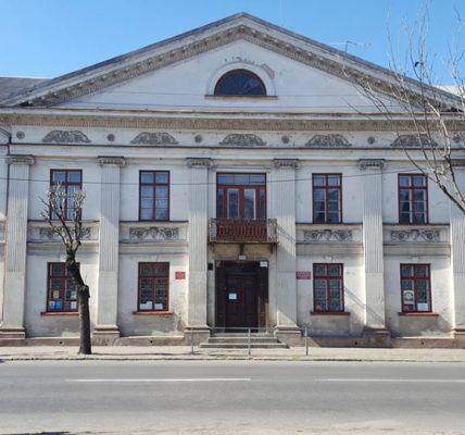 pałac ozorków