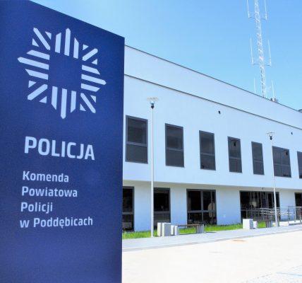 Policja Poddębice