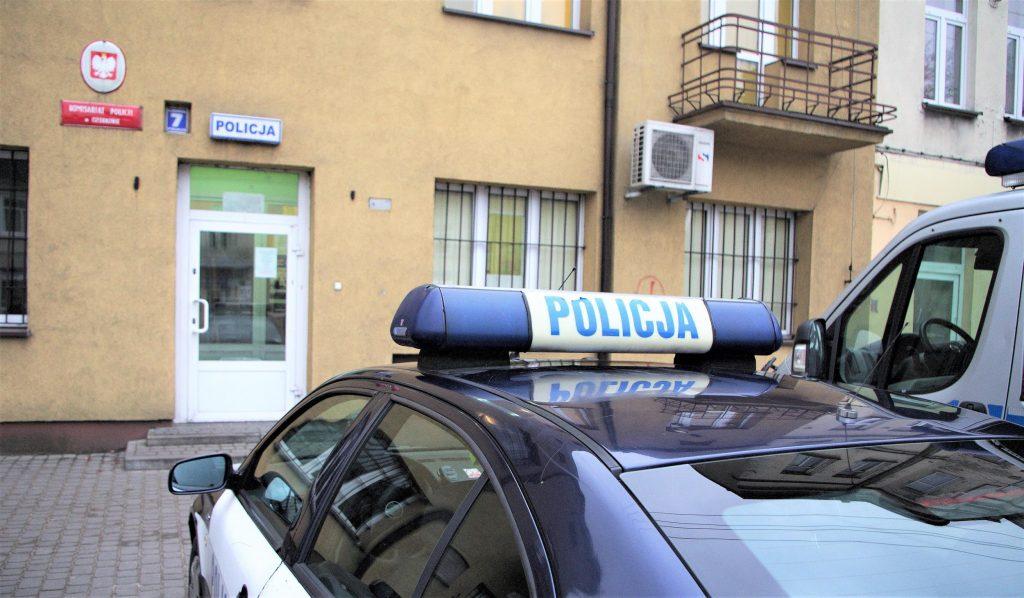 policja ozorków
