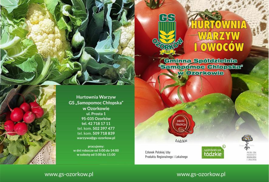 hurtownia warzyw