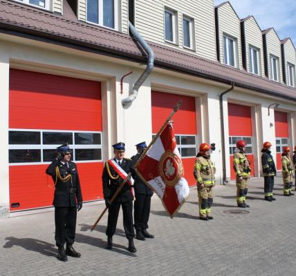 dzień strażaka