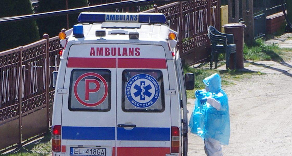 ambulans koronawirus