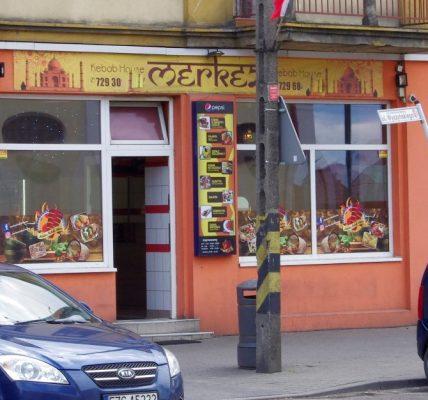 kebab ozorków