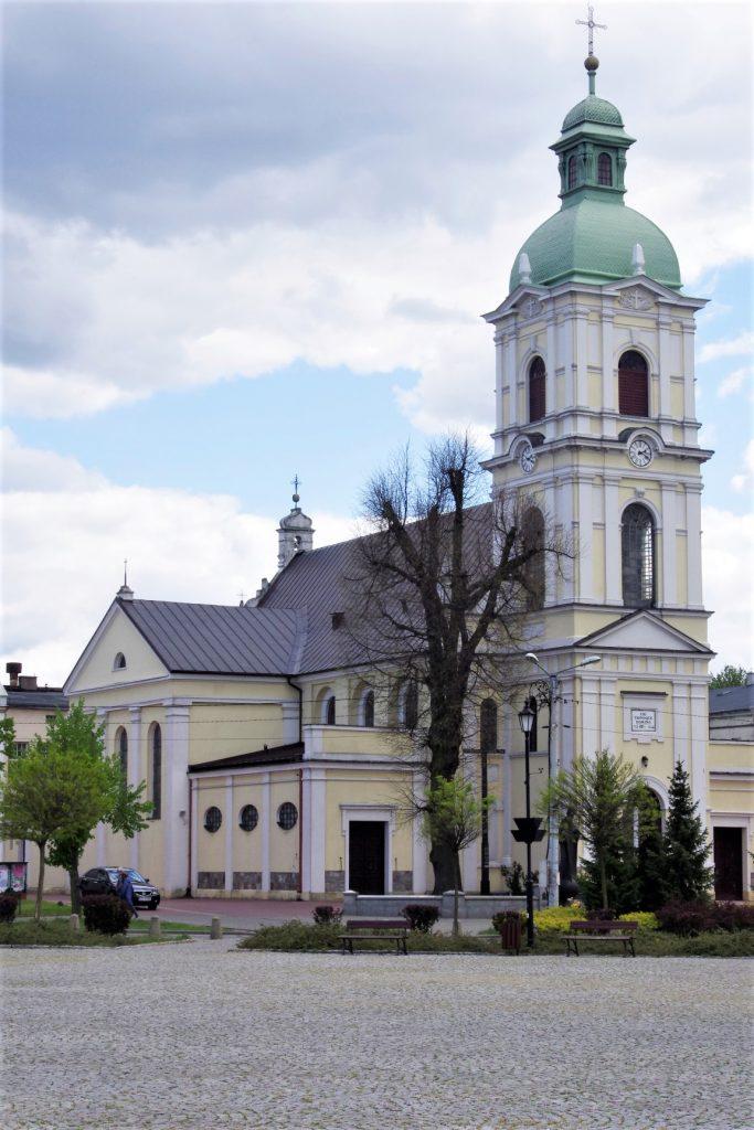 kościół ozorków