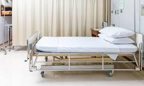 zgony w szpitalu