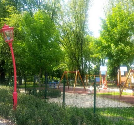 park w ozorkowie