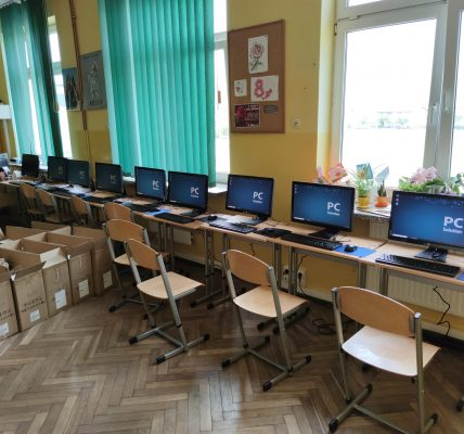 komputery uniejów