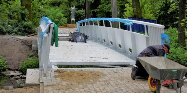 mostek park ozorków