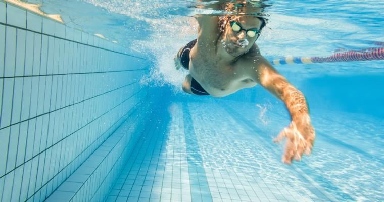 pływanie w dobie koronawirusa