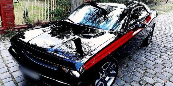 amerykański wóz