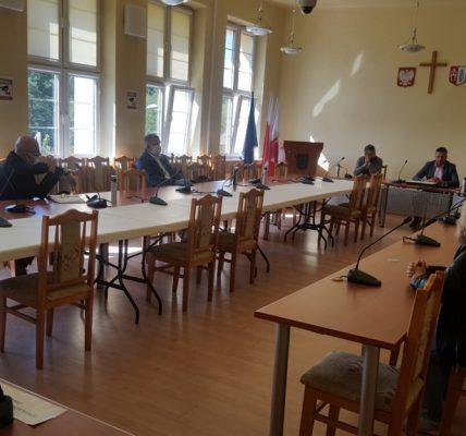 spotkanie w magistracie