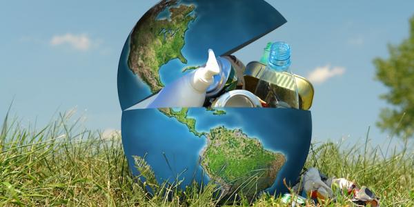 sprzątanie świata