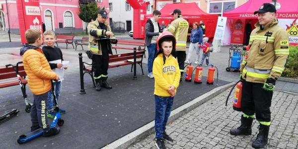 strażacki festyn