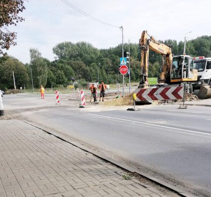 belwederska bez przejazdu
