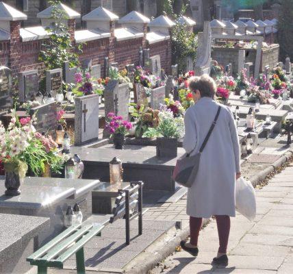 cmentarz w ozorkowie