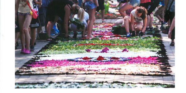 spycimierskie dywany