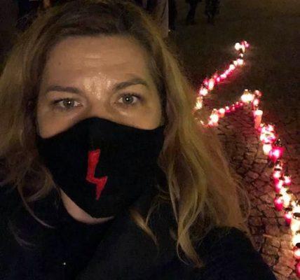 protest w ozorkowie