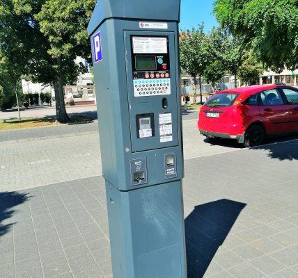 strefa parkowania w łęczycy