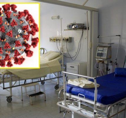 covid w szpitalach