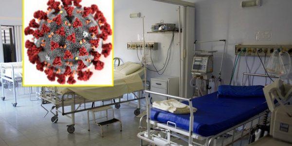 zgony w szpitalach